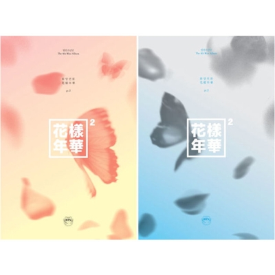 Bts 花 様 年華 The most
