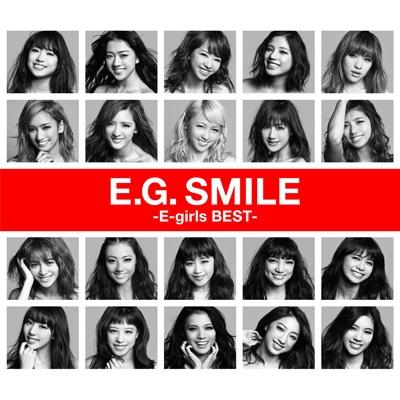 E.G.SMILE -E-girls BEST-(2CD+DVD+スマプラムービー+スマプラミュージック)
