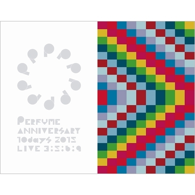 Perfume Anniversary 10days 2015 PPPPPPPPPP「LIVE 3:5:6:9」 (Blu-ray)【初回限定盤】