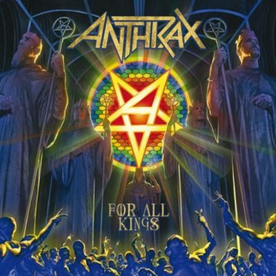 For All Kings : Anthrax | HMV&...