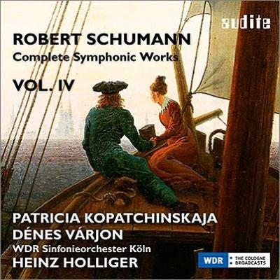 ヴァイオリン協奏曲、ピアノ協奏曲 コパチンスカヤ、ヴァーリョン、ホリガー&ケルンWDR響