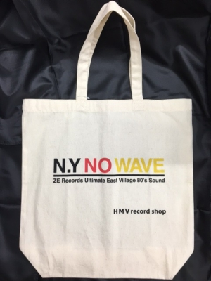 Ze Tote Bag Ny No Wave