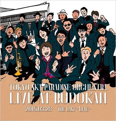 The Last〜Live〜(+DVD)【数量限定生産盤:紙LPジャケット仕様】