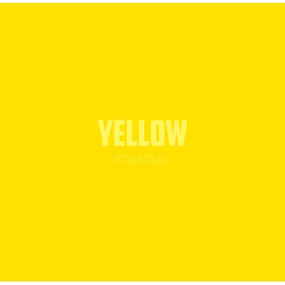 YELLOW (CD+SPECIAL ORIGINAL T-shirt)【完全生産限定盤】