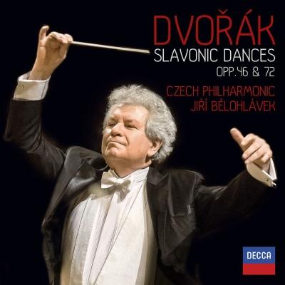 Slavonic Dances: Belohlavek / Czech Po