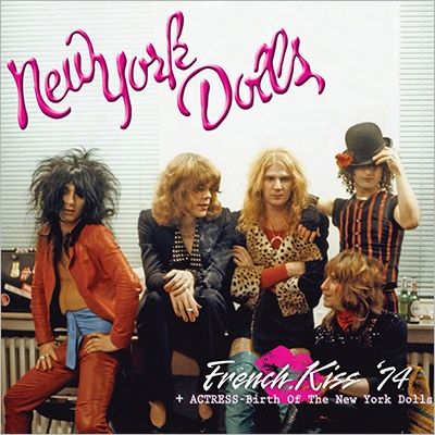 French Kiss '74 Actress -Birth Of The New York (2CD)