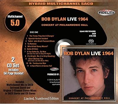 Bootleg Series: Vol.6 Live 1964 Concert At Philharmonic Hall (2CD)(Hybrid SACD)