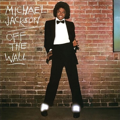 stocks at physical hmv store off the wall michael jackson