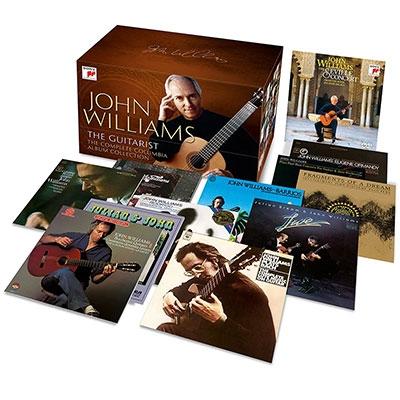 ジョン・ウィリアムス ザ・ギタリスト(58CD+DVD)
