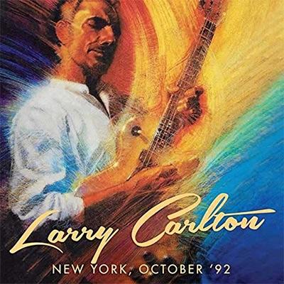 New York, October '92