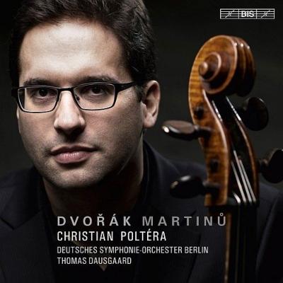 ドヴォルザーク:チェロ協奏曲、マルチヌー:チェロ協奏曲第1番 ポルテラ、ダウスゴー&ベルリン・ドイツ響