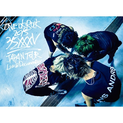 ONE OK ROCK 2015 35xxxv JAPAN TOUR LIVE&DOCUMENTARY (Blu-ray)