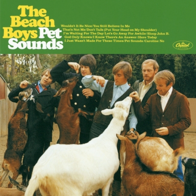 Pet Sounds (Mono & Stereo)+1