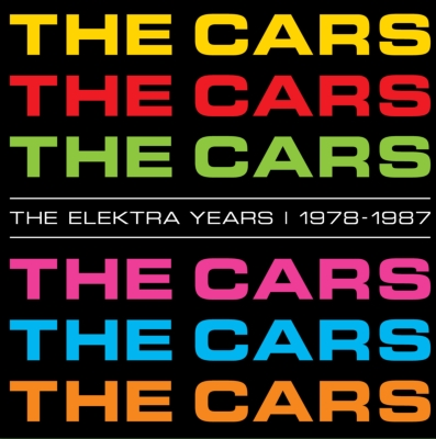 Elektra Years 1978-1987 (6CD)