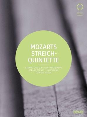 弦楽五重奏曲全集 ルノー・カプソン、イブラギモヴァ、コセ、エニノ、C.ハーゲン(2DVD)