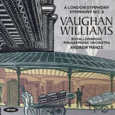 交響曲第2番『ロンドン交響曲』、第8番 アンドルー・マンゼ&ロイヤル・リヴァプール・フィル