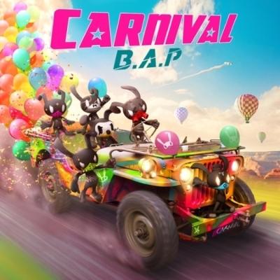 5th Mini Album: Carnival 【通常盤】