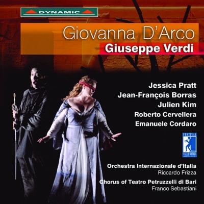 『ジョヴァンナ・ダルコ』全曲 フリッツァ&イタリア国際管、プラット、ボラス、他(2013 ステレオ)(2CD)