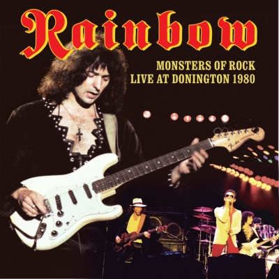Monsters Of Rock: Live At Donington 1980 (2CD+DVD)(限定盤)
