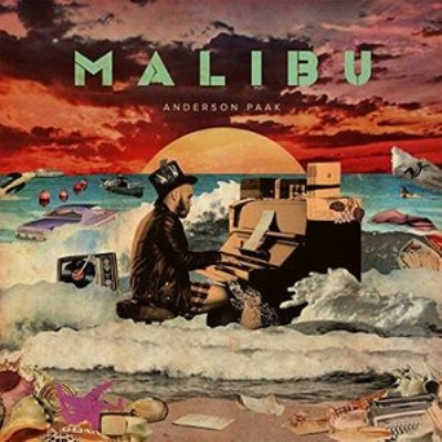 Malibu (2枚組アナログレコード)