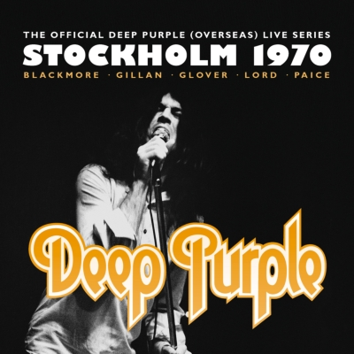 Deep Purple MkII 〜Live In Stockholm 1970 (2CD+DVD)