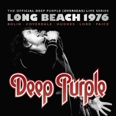 Deep Purple MkIV〜live At Long Beach Arena 1976(2CD)