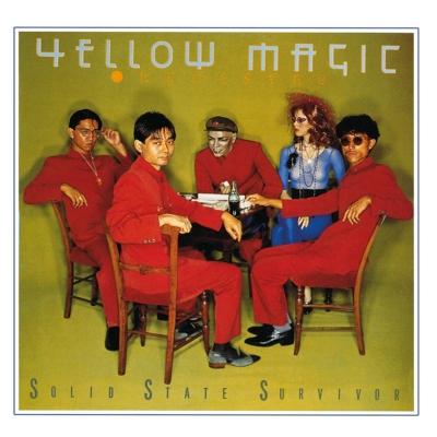 Solid State Survivor (アナログレコード/Music On Vinyl)