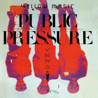Public Pressure (アナログレコード/Music On Vinyl)