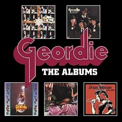 Albums (5CD BOX)