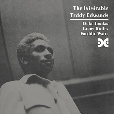 Inimitable Teddy Edwards