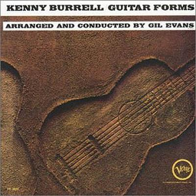 Guitar Forms: ケニー バレルの全貌
