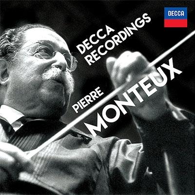 ピエール・モントゥー・デッカ・レコーディングズ(20CD)