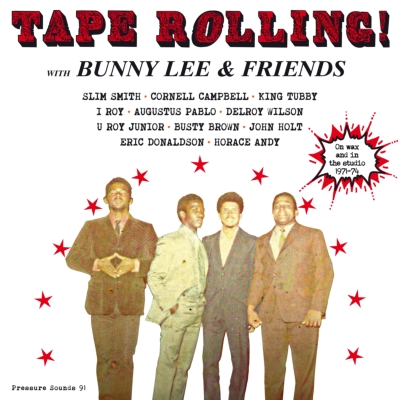 Tape Rolling!: On Wax And In The Studio 1971-74