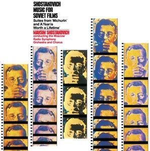 Music For Soviet Films: M.shostakovich / Moscow Rso & Cho