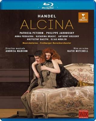 『アルチーナ』全曲 ミッチェル演出、マルコン&ムジカエテルナ&フライブルク・バロック管、プティボン、ジャルスキー、他(2015 ステレオ)