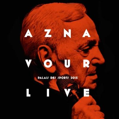 Aznavour Live Palais Des Sports 2015