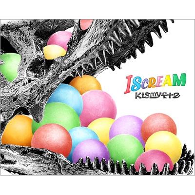 I SCREAM (2CD+2DVD)【完全生産限定 4cups盤】