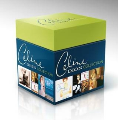 Celine Dion Collection (10CD)