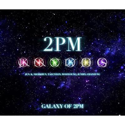 GALAXY OF 2PM リパッケージ 【初回生産限定盤】 (CD+DVD)