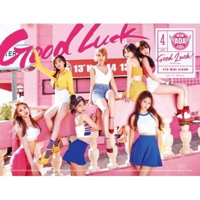 4th Mini Album: GOOD LUCK [WEEKEND] (B ver.)