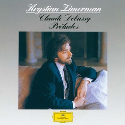 前奏曲集第1巻、第2巻 クリスティアン・ツィマーマン(2CD)