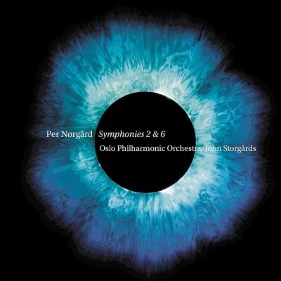 交響曲第6番、第2番 ヨン・ストゥールゴールズ&オスロ・フィル
