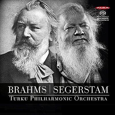 ブラームス:交響曲第1番、セーゲルスタム:交響曲第288番 レイフ・セーゲルスタム&トゥルク・フィル