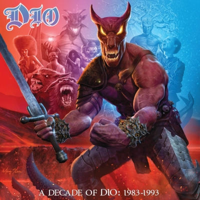 Decade Of Dio: 1983-1993 (6CD)