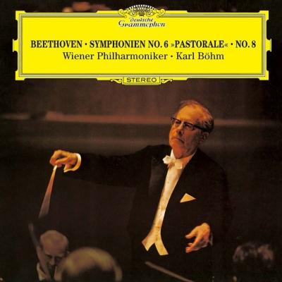 交響曲第6番『田園』、第8番 カール・ベーム&ウィーン・フィル