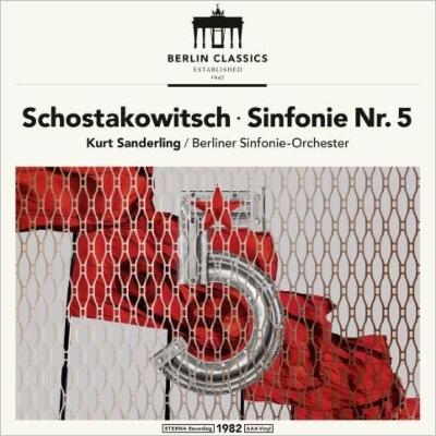 Sym, 5, : Kurt Sanderling / Berlin So