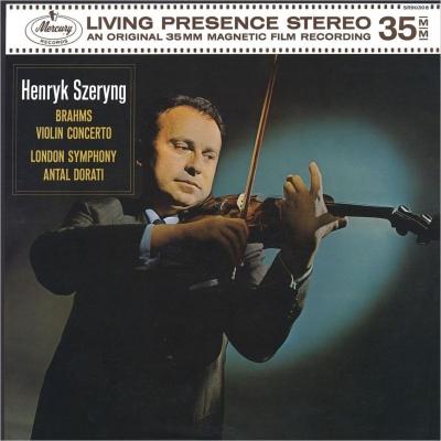 Violin Concerto : Szeryng(Vn)Dorati / London Symphony Orchestra