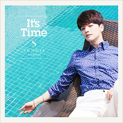 It's Time 【Type-A】 (CD+DVD)