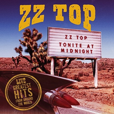 live greatest hits from around the world zz top hmv books