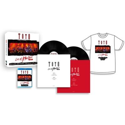 Live At Montreux 1991 (+CD+LP+Tシャツ)